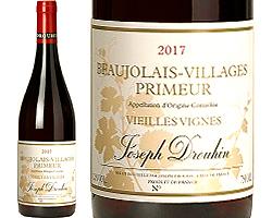 【15】ボージョレ・ヴィラージュ・ヌーヴォ ジョセフ・ドルーアン 750ml【フランス新酒】